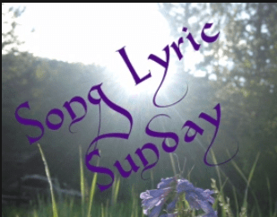 Song Lyric Sunday 2
