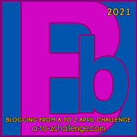 #AtoZChallenge 2021 April Blogging from A to Z Challenge letter B